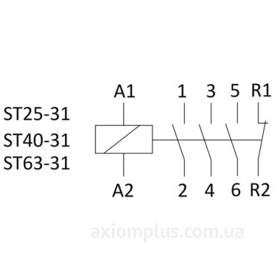 Схема ST63-31