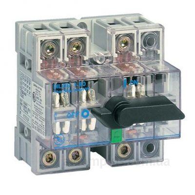 Модульный разрывной 3P выключатель нагрузки 0-1 на 80А General Electric 730061