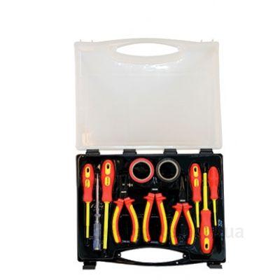 Фото E.Next e.tool.set.8000.11 в пластиковом кейсе серого цвета