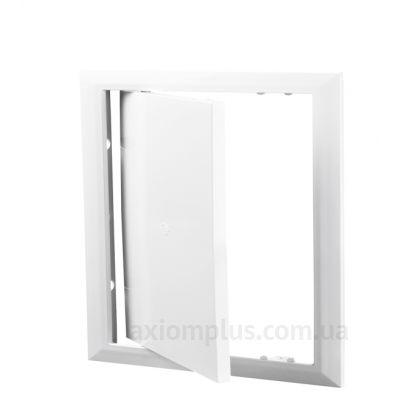 Изображение: дверцы Vents Д 200×300 (белого цвета)