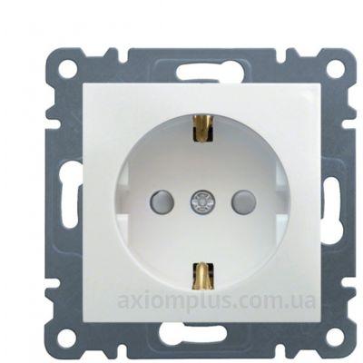 Изображение Hager серии Lumina-2 WL1060 белого цвета