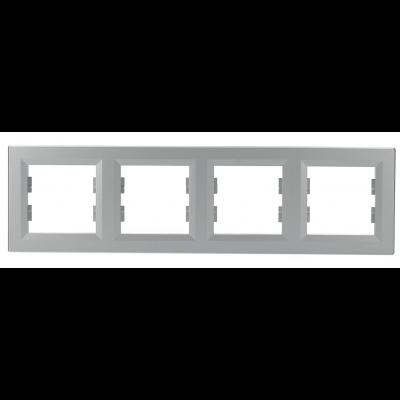 Фото Schneider Electric серии Asfora EPH5800461 цвета алюминий