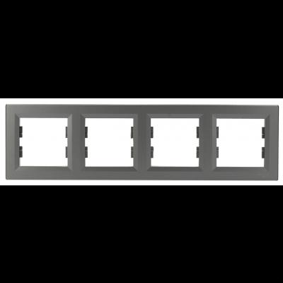 Изображение Schneider Electric серии Asfora EPH5800462 стального цвета