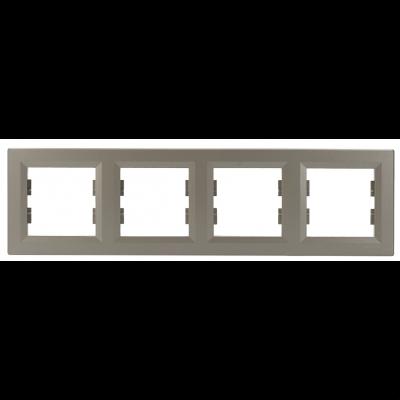 Фото Schneider Electric серии Asfora EPH5800469 бронзового цвета