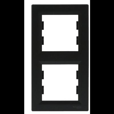 Изображение Schneider Electric из серии Asfora EPH5810271 цвета антрацит