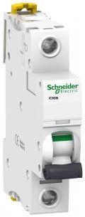 Автомат электропитания Schneider Electric iC60N 1P 50A C