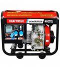 Дизельная электростанция KrafTWele SDG7800 1F 7,8кВт