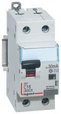 Диффавтомат 1P+NC 16A 30mA AC, Legrand