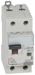 Диф.выключатель 1P+N C 25A 30mA AC, Legrand