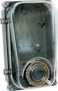 Шкаф под 1-фазный счетчик, навесной 4 модуля