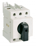 Выключатель нагрузки модульный SD2 125А, Technoelectric