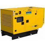 Дизельный генератор 20 квт, APD 25A в кожухе + АВР, AKSA
