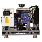 Дизельный генератор Alimar Makina EAG-33, 26,4кВт