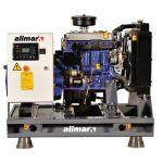 Дизельный генератор Alimar Makina EAG-40, 32кВт