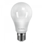 Лампочка LED 1-GBL-166 А60 12Вт 4100К Е27 Maxus серия Global