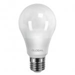 Лампа светодиодная 1-GBL-162 А60 8Вт 4100К Е27 Maxus серия Global