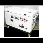 Дизельный генератор NIK DG10000