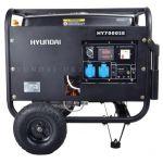Бензогенератор HY 7000SE, Hyundai 5,5кВт