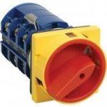 Переключатель кулачковый ПКП32-33/У 32А (1-0-2) 3Р/400В IEK