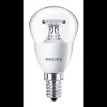 Лампа светодиодная LED 4Вт 2700K P45 CL ND_AP Philips E14