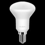 LED лампочка R50 5Вт Global 4100К 220В, Е14