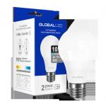 Лампочка светодиодная 10Вт 4100К Е27 Maxus серия Global
