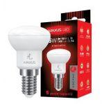 Лампа светодиодная 1-LED-453 R39 3.5Вт Maxus 3000K, E14