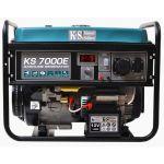 Бензиновый генератор KS 7000E, Könner&Söhnen 5,5кВт