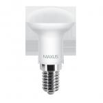Лампочка светодиодная R39 3.5Вт Maxus 3000K, E14