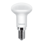 Лампа светодиодная R39 3.5Вт Maxus 4100K, E14