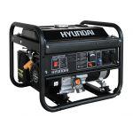 Генератор бензиновый HHY 3010FE, Hyundai 3кВт