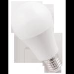 Лампа светодиодная ECO A60 9Вт 3000К 230В E27, IEK