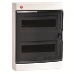 Щит настенный 24 мод. с дверцей RAL9001 Ram Base, DKC