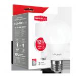 Лампа светодиодная 1-LED-563-01 А65 12Вт Maxus 3000К, Е27