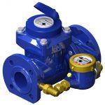 Комбинированный турбинный счётчик воды 100/20 WPVD–UA