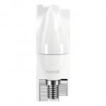 LED лампочка 1-LED-5312-01 C37 CL-F 4Вт Maxus 4100К, Е14