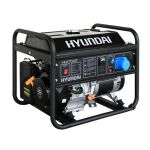Генератор бензиновый HHY 7010F, Hyundai 5,5кВт