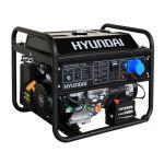 Генератор бензиновый HHY 7010FE ATS Hyundai 5,5кВт