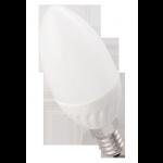 Лампочка LED ECO C35 5Вт 4000К 230В E14, IEK