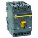 Автоматический выключатель ВА88-35Р, 3Р, 87,5-125А, 35кА, IEK