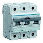 Выключатель автоматический HLF390S (3p,C,100A) Hager