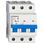 Автоматический выключатель 32А 3P 6кА х-ка B, Schrack