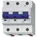 Автоматический выключатель повышенного тока BR9 3P 80А C, Schrack Technik