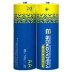 Батарейка солевая AА.R6.S2 (shrink 2)