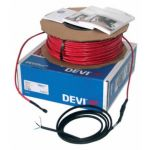 Нагревательный кабель со сплошным экраном DEVIflex 10T, 8м
