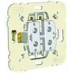 Механизм выключателя 2-кл. 10А/250В LOGUS 90, 21061
