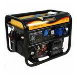Бензиновый генератор Forte FG6500EA 5,5кВт