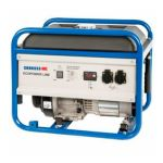 Бензиновая электростанция ESE 6000 BS ES с АВР, Endress 5,5кВт