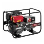 Бензиновая электростанция ECT7000K1, Honda 7кВт