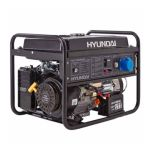 Гибридный генератор HHY 7000FGE, Hyundai 5,5кВт